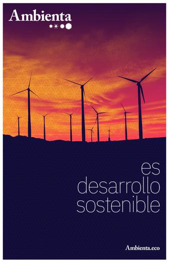 posters ambienta tabloide-desarrollo sos
