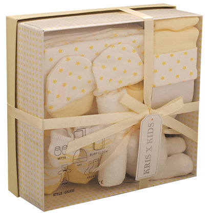 Lemon 7 Piece Star Gift Set