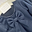 Thumbnail: Girls Bow Dress 2y-12y - NAVY