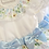 Thumbnail: Girls  Spring Floral skirted Bloomers Set