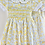 Thumbnail: Hand smocked embroidered  Dress
