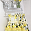 Thumbnail: Beau Kid - Girls Lemon Print Dress