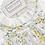 Thumbnail: Vintage Floral Dress & pants set 6m - 36m