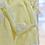 Thumbnail: Baby Girls Knit 3 Piece Dress Set - LEMON