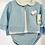 Thumbnail: Baby Boys 3 Piece Set