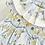Thumbnail: Smocked light weight summer Dress Blue