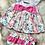 Thumbnail: Baby Girls  Floral Set
