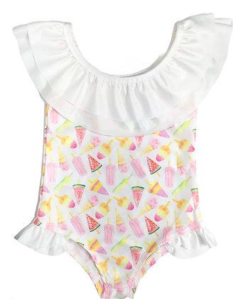 Girls Swimsuit - LOLLIPOP