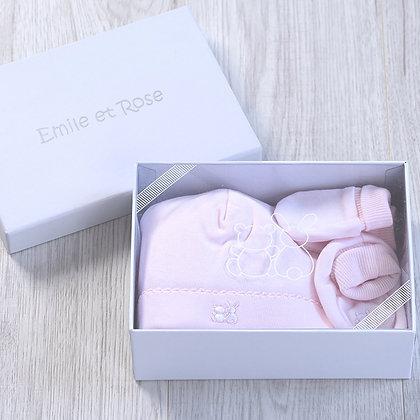 Emile et Rose - Gift Set PINK