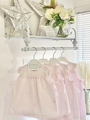 Dulce De Fresa - Pink Lace Dress