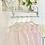 Thumbnail: Dulce De Fresa - Pink Lace Dress