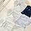 Thumbnail: Baby Boys Smock Shorts set - GREY