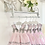 Thumbnail: Linen Dress Set- PINK/GREY