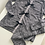 Thumbnail: Girls Loungewear Set 2y-14yrs - BLACK/GREY