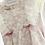 Thumbnail: Dusky Pink Girls Dress 2y-5y