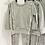 Thumbnail: Girls frill Loungewear Set 2y-14yrs - GREY