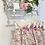 Thumbnail: Girls Dusky Pink Floral Dress