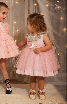 Sonata - Tulle Rosa Puffball Dress 302