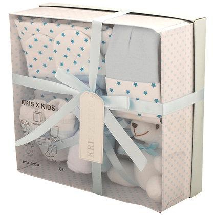 Blue 7 Piece Star Gift Set