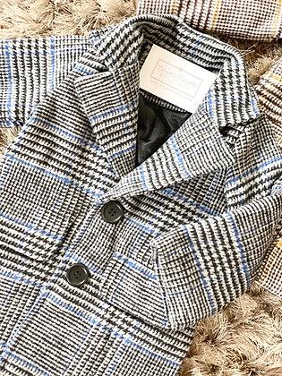 Boys Padded Blazer Coats 6m- 6yrs