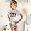 Thumbnail: Girls Dior Inspired Shorts & Tee Set