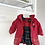 Thumbnail: Baby girls 3 Piece set including Coat , Dress & Matching Tights