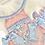 Thumbnail: Baby Girls Frill Trim Romper set - Pink