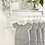 Thumbnail: Baby Boys knit  Set - GREY