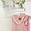Thumbnail: Del Sur - Girls Red Love Dress