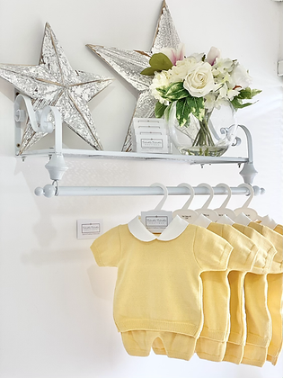 Baby Boy's  knit loungewear Set