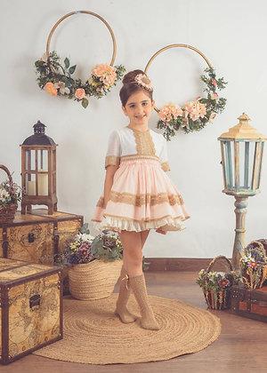 Lolattes - SS21 Pre Order Jaqueline- f Dress Pink