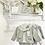 Thumbnail: Baby Girls Knit 3 Piece Set - GREY