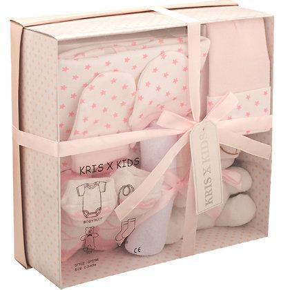 Pink 7 Piece Star Gift Set