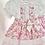 Thumbnail: Girls 2 Piece Skirts & Blouse Set 12m-4yrs