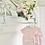 Thumbnail: Baby Girls Floral Jam Pant set  - PINK