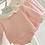 Thumbnail: Baby Girls Knit jam pant Set - BABY PINK