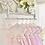 Thumbnail: Dress Set- WHITE LACE /PINK