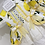 Thumbnail: Beau Kid - Girls Lemon Print Dress