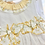 Thumbnail: Del Sur - Girls Lemon & White Dress