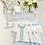 Thumbnail: Baby Boy Blue / White Check Bloomer Shorts Set