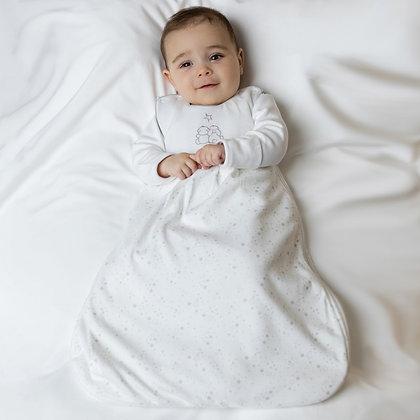 Emile Et Rose- Unisex Grey Star Print Baby Sleeping bag