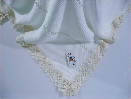 Spanish lace knit Blankets - All colours