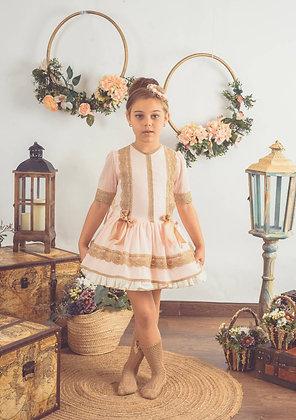 Lolattes - SS21 Pre Order Jaqueline-t Dress Pink