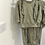 Thumbnail: Girls frill Loungewear Set 2y-14yrs - KHAKI