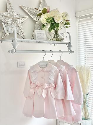 Girls Spring/Summer Dress Coat - PINK