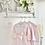 Thumbnail: Girls Dress Coat - PINK