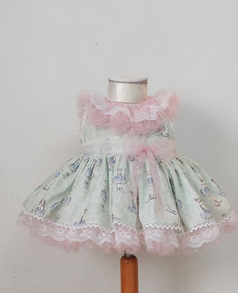 Sonata - Ballerina Puffball Dress 516