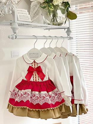 Girls  Shirt & Skirt set