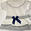 Thumbnail: Baby Girls Skirted Bloomer Jam Pant Set - NAVY