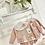 Thumbnail: Baby Girls Knit 3 Piece Set - DUSKY PINK